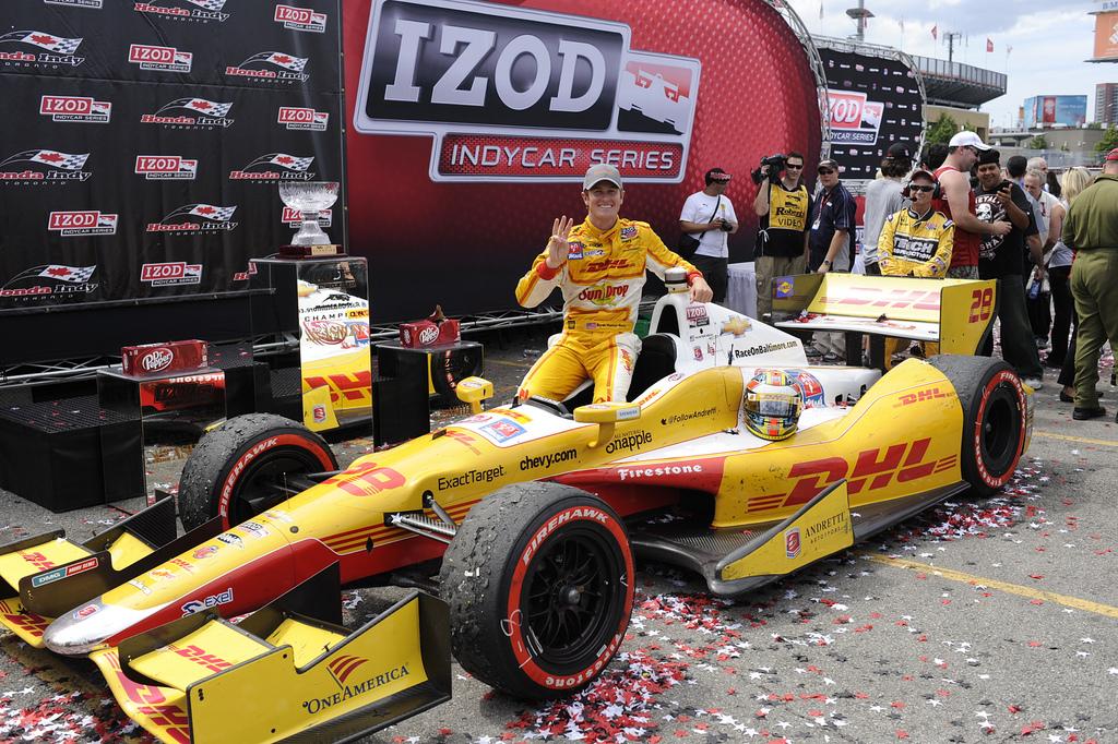 Honda Indy, 2012